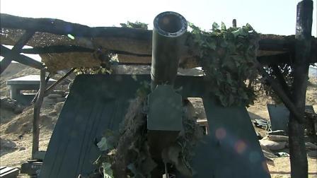 《铁血战狼》日军进入国军防区,炮兵连架起炮台全力出击