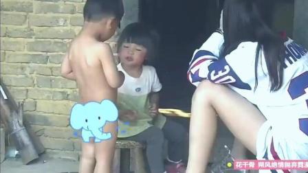 《变形计》媚娘杨馥宇的变形生活, 极富夸张与搞笑!