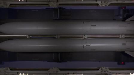《断箭》多年搭档驾驶美国最新B3隐形飞机携带核弹执行任务