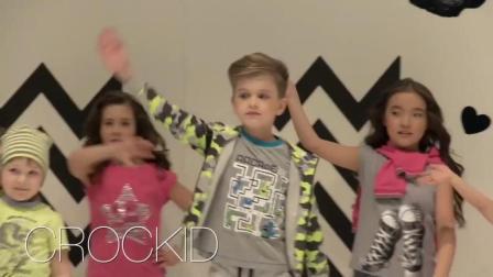 一群小萌娃的儿童时装秀, 天真烂漫的时尚达人!