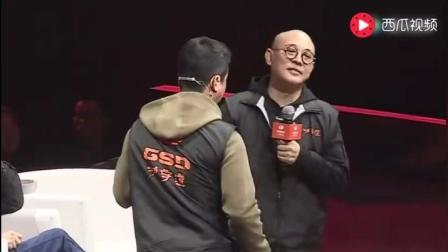 李连杰反手要摔吴京! 网友: 李连杰老师, 您还是悠着点吧!