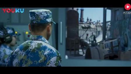 《战狼2》中舰长的一句开炮, 究竟包含多少寓意呢?