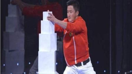 从吴京的反应能力能看出吴京的功夫有多强, 太厉害了!