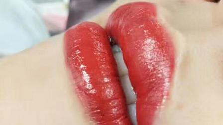 广州专业的半永久培训学校实操纹唇教学视频
