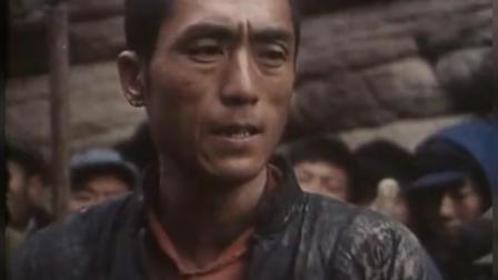 张艺谋早期主演的电影作品《老井》
