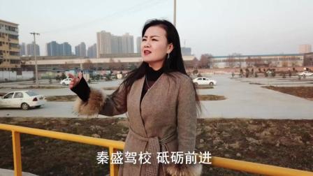 MV《秦盛之歌》演唱/杨萍