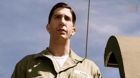 《兄弟连》索柏上尉要求严格,但太苛刻,不招士兵喜欢