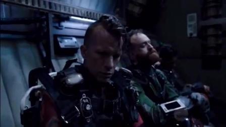 《无垠的太空》宇宙母舰发射出成群结队的飞船这是要征服哪个星球