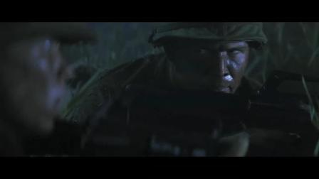 《我们曾经是战士》美军强大的火力打得越军溃不成军