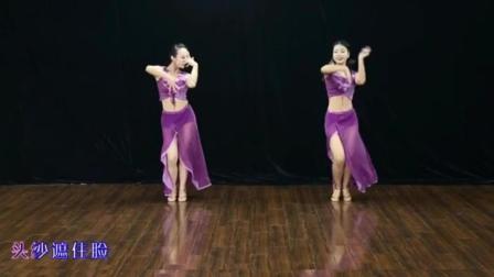 蝶儿飞舞蹈分解动作 十六步健身舞 广场舞甜甜小妹