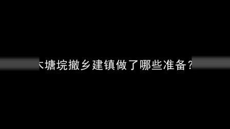 桃源县木塘垸镇李志辉书记采访!