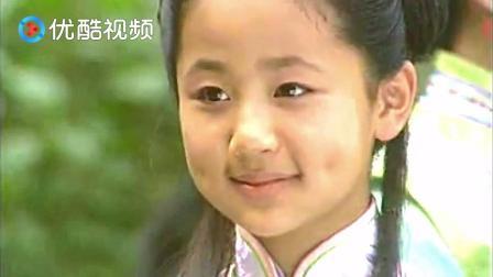 杨紫竟然演过孝庄秘史里的宛如,和小皇帝初次见面就被喜欢上了