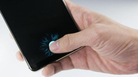全球首款屏下指纹旗舰! vivo X20Plus 屏幕指纹版多体位指纹识别测试