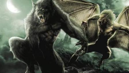 关于吸血鬼狼人起源的两个故事-《惊情四百年》德古拉《范海辛》与《黑夜传说》