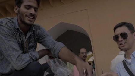 在印度20天的感慨: 接触到的印度人都很精明! 不信看这位印度小哥