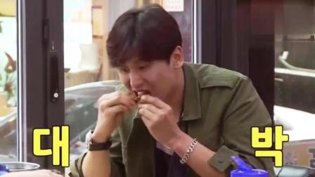 秋瓷炫: 我不吃米饭没力气, 于晓光: 我不吃肉没力气, 秋瓷炫笑岔气