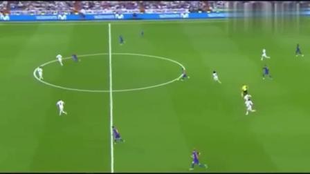 全世界都觉得比赛要结束时, 梅西创造了新的奇迹