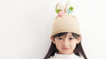 【金贝贝手工坊 176辑】M42森林乐园儿童帽——兔子帽 毛线手工钩针编织宝宝帽子