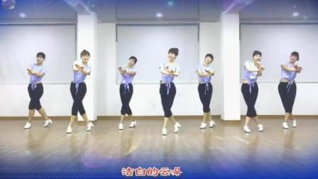 怎样练好广场舞 广场舞初学第一步 想学广场舞最简单易学