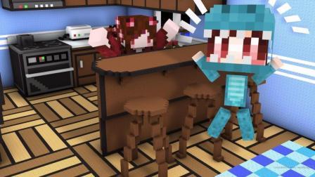 【四新&七末】小空岛生存#6 强盗二人组 [我的世界Minecraft]