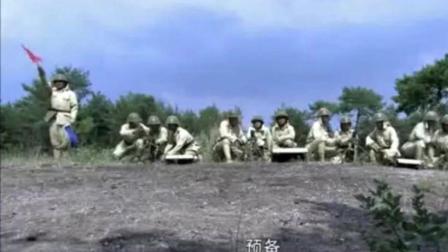 抗日神剧 : 八路军被鬼子包围, 女八路大展机关枪神技杀光鬼子