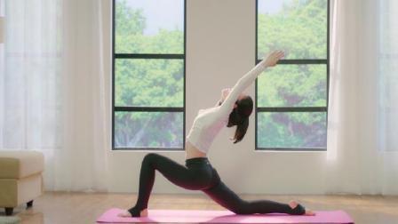 轻加冬季室内瑜伽, 30分钟舒缓压力重塑体态
