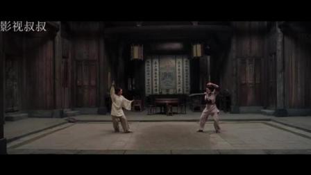 《卧虎藏龙》中章子怡和杨紫琼这段对打, 你肯定没见过!