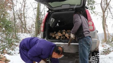 不能雪天进山装木材的越野车不是个真越野!