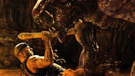 科幻5分钟 被人暗算掉进怪物堆,看他如何出血路完成复仇,速看科幻电影《星际传奇3》