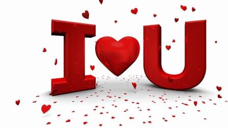 """小七教你用英语怎么开口说""""我爱你""""英语标准发音"""