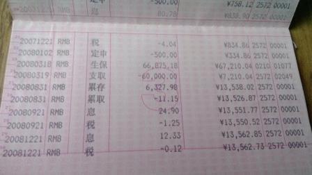 一万元人民币, 在银行存多少年才能变2万? 说出来你都不敢相信