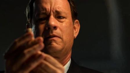 但丁密码 汉克斯揭秘神秘生物管,出现这个反应让他虎躯一震