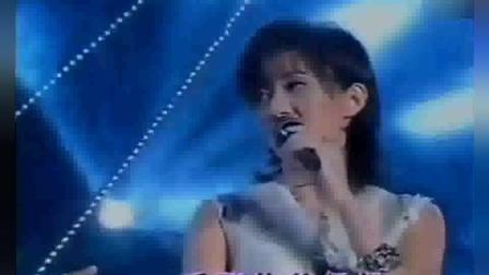 梅艳芳最后一次做刘德华演唱会的嘉宾, 刘德华当场落泪!