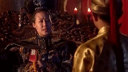 《康熙王朝》康熙杀鳌拜时与孝庄太后的对话 可真是震奋人心