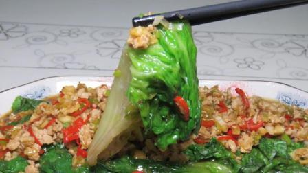 这才是生菜最营养的吃法, 做法简单又好吃, 上桌就被抢光