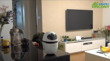 晶控智能家居控制系统与公子小白机器人实现ai智能语音控制灯光窗帘空调电视情景模式