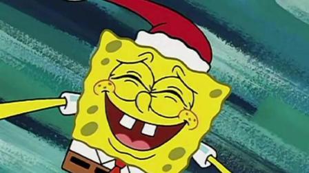 海底圣诞节, 海绵宝宝和章鱼哥互送礼物