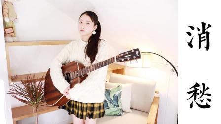 《消愁》毛不易 - 阿澜吉他尤克里里弹唱
