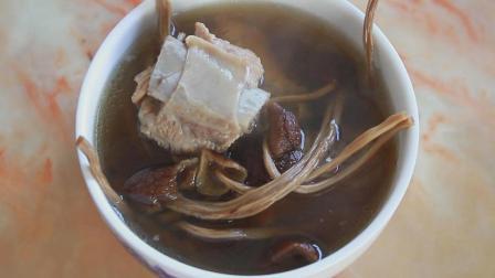 每日一汤 常吃不腻的茶树菇排骨汤 这做法你一定会喜欢