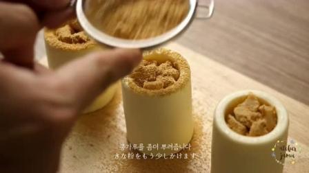 绝美的抹茶提拉米苏做法-Matcha Tiramisu