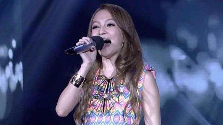 张韶涵现场演唱《北京一夜》实力摆在那, 一开口就技惊四座