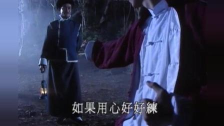 陈真与霍元甲初次交手, 打遍上海的陈真在霍元甲面前竟无法近身?
