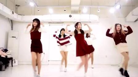 韩国可爱女学生翻跳爆红TT舞