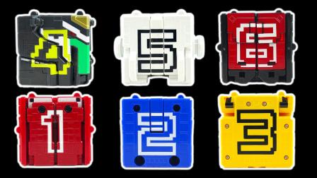 动物战队变形方块变形蛋变形玩具