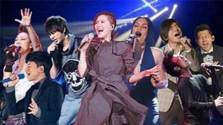 《歌手》炸裂高音top5, 汪峰居然才是第五?