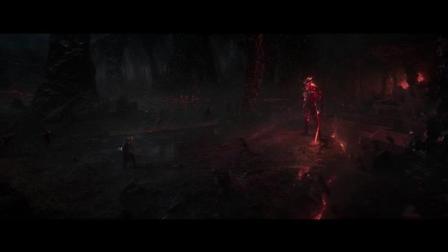 雷神3: 托尔大战火焰牛魔王, 锤子用的跟风火轮一样! 带劲