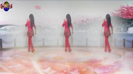 2018最新久久妙妍广场舞《把你宠坏》现代健身舞 流行舞曲 动感时尚 简单易学