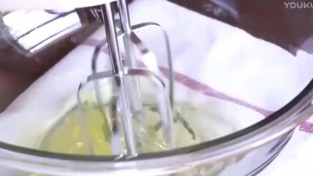 慕斯蛋糕教程烘焙教学-覆盆子夏洛特蛋糕巧克力慕斯蛋糕制作方法