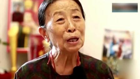 80岁丑娘张少华生活照曝光, 患上肺炎骨瘦如柴, 拍戏只为替儿还债