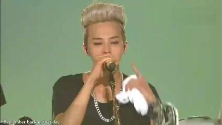 Bigbang演唱会权志龙《少年啊》超炫现场
